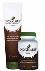 Noxicare Natural Pain Relief Cream Review & Giveaway 6/17 - 6/29/12 Daily  http://saraleesdealssteals.blogspot.com/2012/06/noxicare-natural-pain-relief-cream.html
