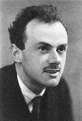 Paul Dirac (1902-1984) Fue un físico teórico inglés que realizó contribuciones fundamentales al desarrollo temprano de la mecánica cuántica y de la electrodinámica cuántica.