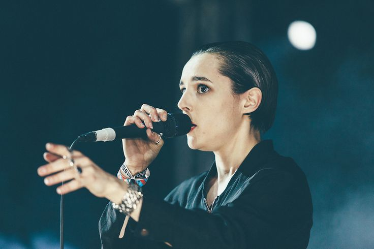 savages at field day london 2015 | photographer // london // rachel juarez-carr