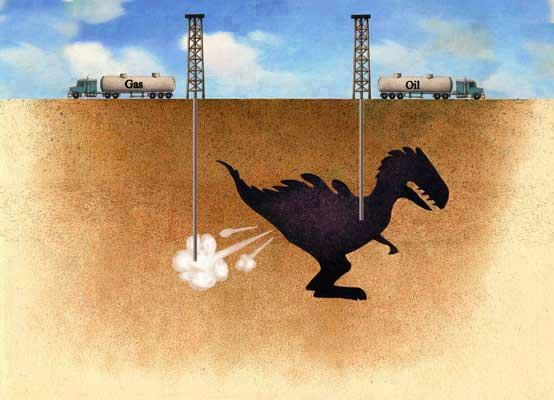 For those that don't understand geology of How Oil and Gas was made. Here it is - Picture worth thousand words......:)
