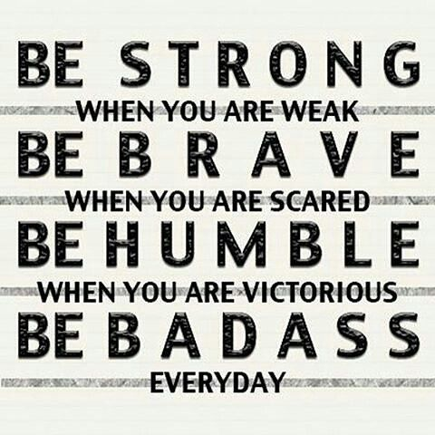 Be badass! #gym #lifting #gains #goals #aesthetic #fitfam #motivation #fitness #workout #gymlife #swoll #merica #drive #unstoppable #force #fitlife #gymrat #weights #beastmode #legendary #lifestyle #bethebest #healthy #befit #beast #1 #100 #neverquit
