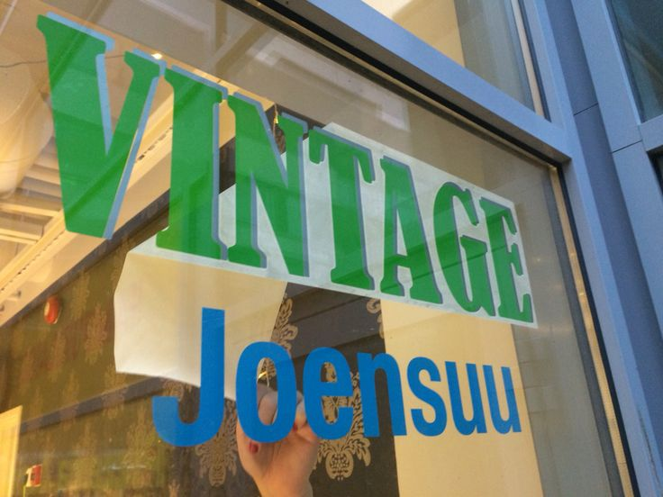 Vintage Joensuu