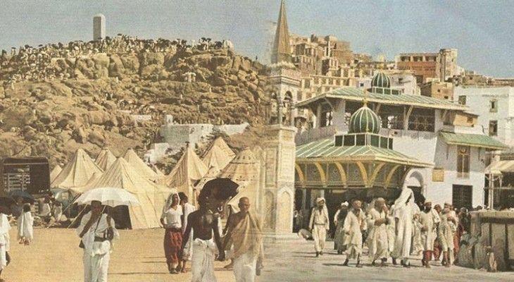 Kumpulan Foto Haji Di Masa Lalu yang Ternyata Lebih Menyejukkan Dipandang Mata