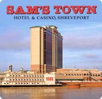 Sam's Town Casino Shreveport
