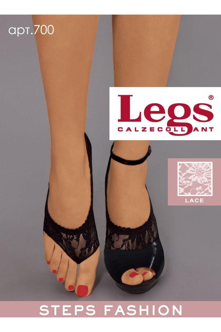Подследники Legs 700 PEEP TOE LACE в магазине InSecret.com.ua!