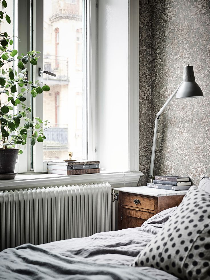 A Sweet Apartment in Gothenburg, Sweden | The Neo-Trad