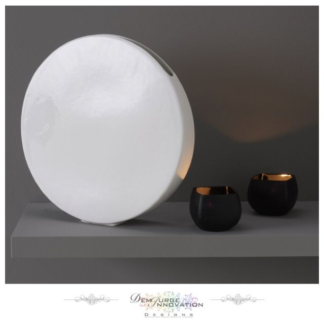 Home Jewellery - A simple, yet sophisticated addition to any room, the Full Moon vase is an elegant way to dress a sideboard or coffee table. Now Available From Demiurge Innovation Designs - Email For Prices #InteriorDesign #InteriorDecoration #LuxuryLiving #Furniture #HomeJewellery  #Stylish #Quality #Elegant #Modern #Trend #HomeFashion #Lifestyle #Decor #Contemporary #Architecture  #ClassyInteriors #InteriorAndHome #InteriorSelfie #Inspire_Me_Home_Decor #Interior_And_Living #Interior125…