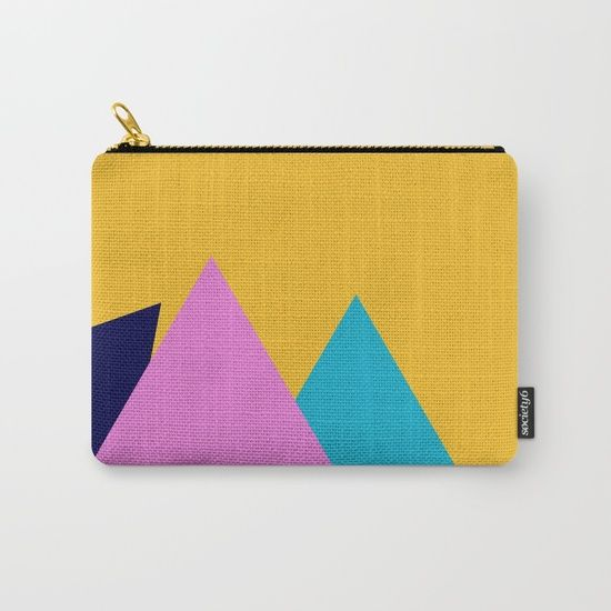 Beautiful Mountains Carry-All Pouch