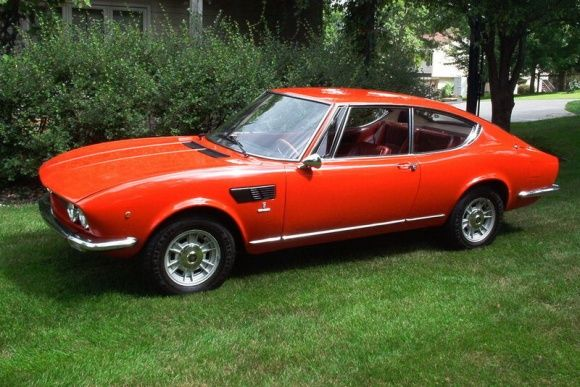 Fiat Dino Coupe 1967.