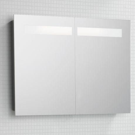 Die besten 20+ Spiegelschrank 120 cm Ideen auf Pinterest ... | {Spiegelschrank modern 95}