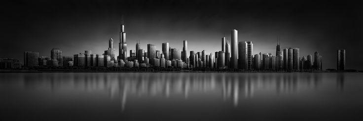 Urban Saga I by Julia Anna Gospodarou  - Chicago, IL - USA