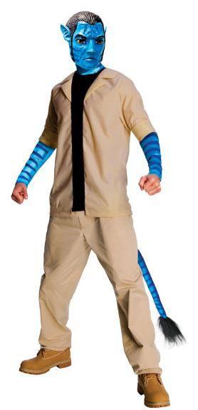 Disfraz Avatar. Jake Sully