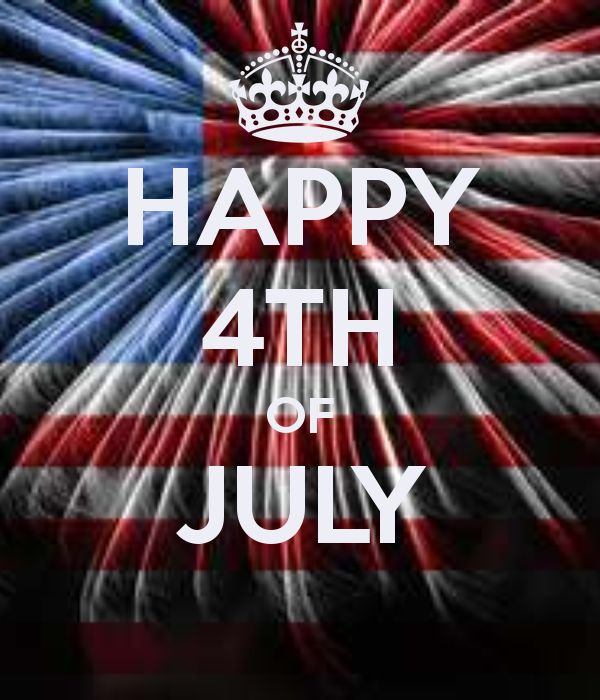 4th july 2015 holiday in usa