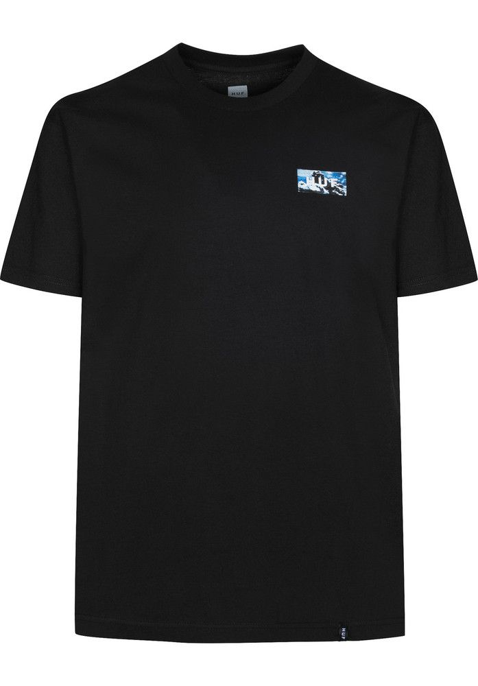 HUF Clouds-Bar-Logo - titus-shop.com  #TShirt #MenClothing #titus #titusskateshop