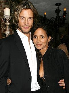 Celebrity Couple: Halle Berry & Gabriel Aubry (d. 2005-2010; 1 child)