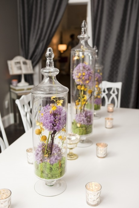 Best apothecary jar decor images on pinterest