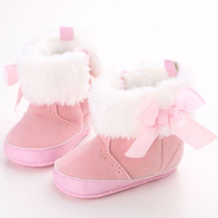 Les mocassins de cuir chaussures de bébé fille baby shoes pantoufles chaussures bambin bd infantil EjQ45xi0Sd