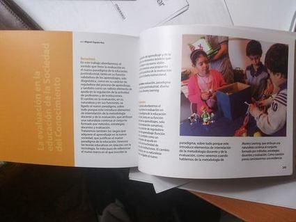 """La evaluación en la educación postindustrial. Un capitulo del libro del Plan Ceibal """"Aprendizaje abierto y aprendizaje Flexible"""""""