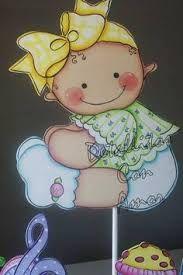 Resultado de imagen para centros de mesa para baby shower con peceras