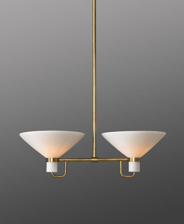Lauriston 2 Light Up Pendant