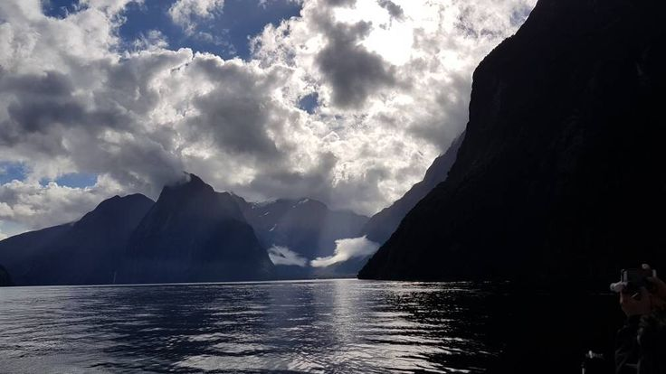 Milford sound.. feel like in paradise
