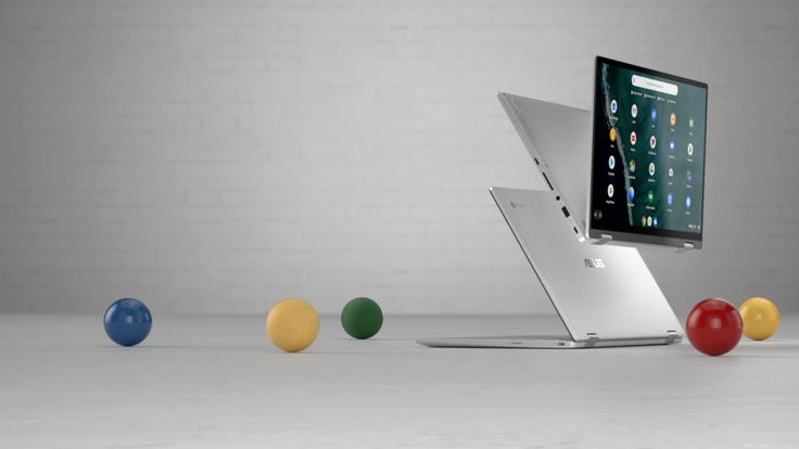 "查看此 Behance 项目 ""ASUS Chromebook Flip C434"" https//www"