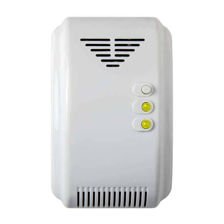 433 Mhz Security Wireless Smoke fuel gas Sensor With Alarm System Leak Detector Work Wireless combustion Gas Detector for G90B