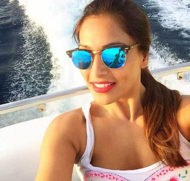 Bipasha Basu in Maldives. #Bollywood #Fashion #Style #Beauty #Holiday #Sexy