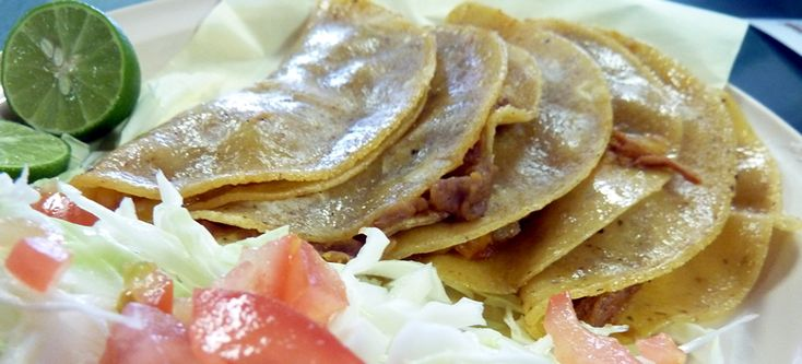 Receta de Tacos de canasta al vapor .- Tacos 100% Mexicanos