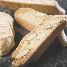 Biscotti med mandler - Bagværk - Opskrifter - Søndag