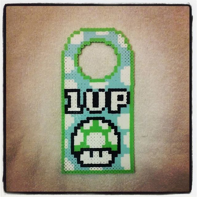 Best Door Knob Perler Images On   Door Handles Door