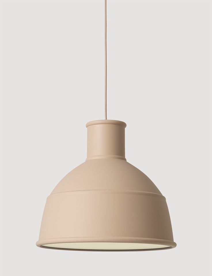 Unfolds soft silicon rubber shade creates a unique and playful take on the classic industry lamp muuto lightingscandinavian