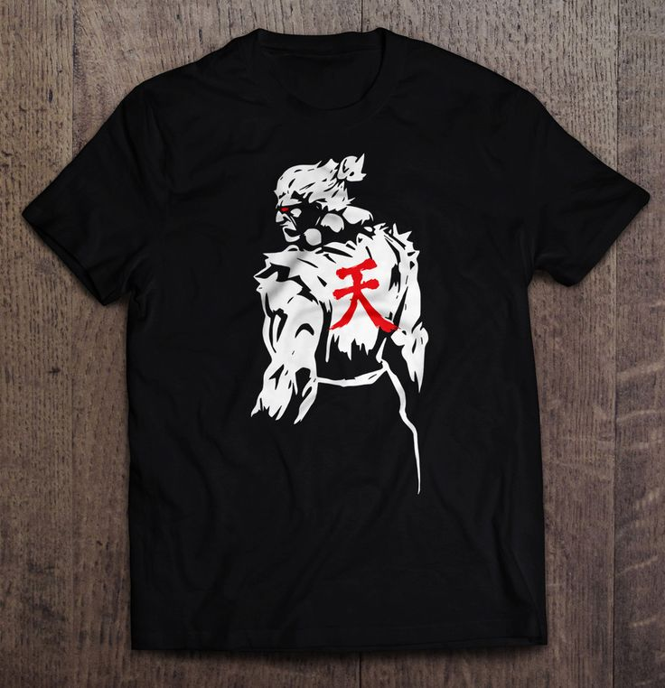 Street Fighter - Akuma T Shirt