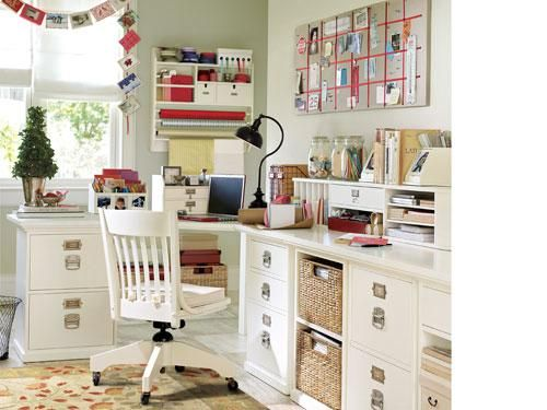 37 best Home Office Organisation images on Pinterest Office - home offices im industriellen stil
