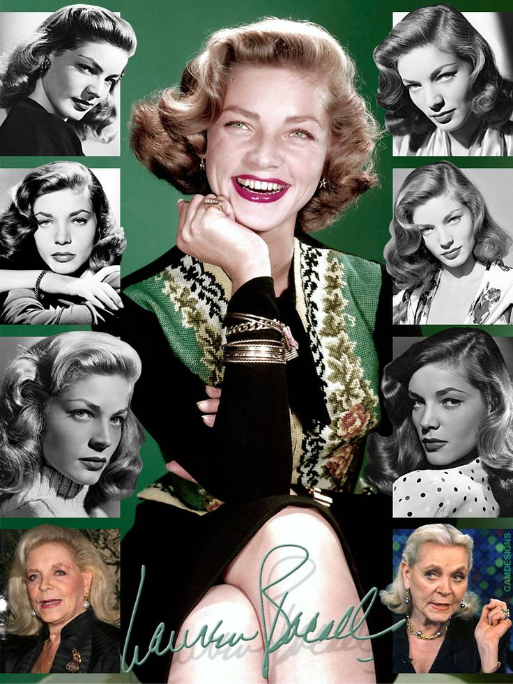 Lauren Bacall (born Betty Joan Perske, Sept. 16, 1924 - Aug. 12, 2014) was an American film and stage actress. Married twice, she had a son & daughter with Humphrey Bogart & a son with Jason Robards Jr. She suffered a stroke at age 89.