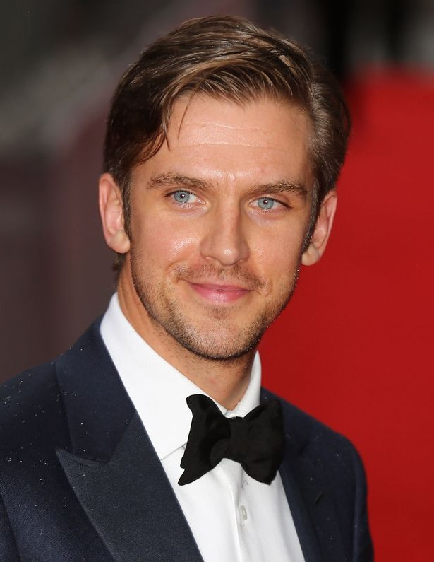 "Dan Stevens attends as BAFTA celebrate ""Downton Abbey"" at Richmond Theatre on August 11, 2015 in Richmond, England"