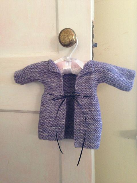 Ravelry: Baby Cardigan pattern by Debbie Bliss