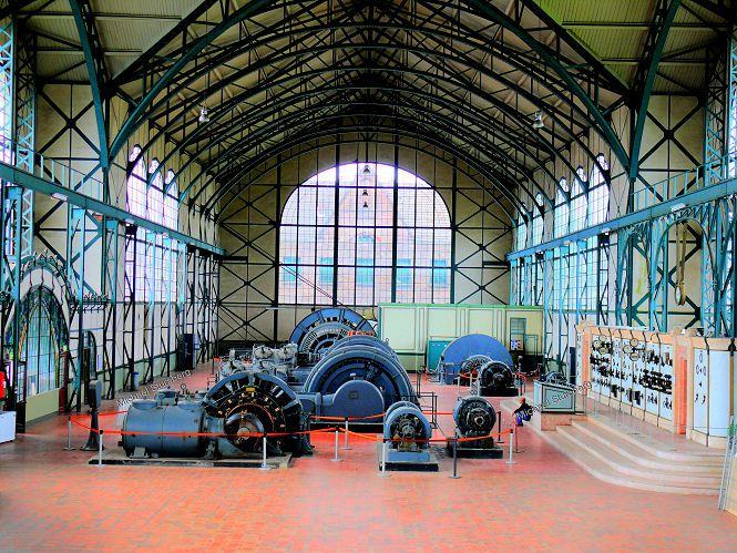 HDR Maschinenhalle Zeche Zollern, Dortmund