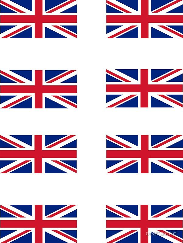 United Kingdom Flag Union Jack Sticker Sheet Sticker United Kingdom Flag Sticker Sheets Union Jack