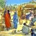 O que é REFEIÇÃO? II | Amós Boiadeiro  A alegria das refeições toma sentido e se torna verdadeira quando Deus está presente. Ele é o amigo que convida para a mesa íntima do lar, como Lázaro e para o banquete de núpcias, como em Caná.