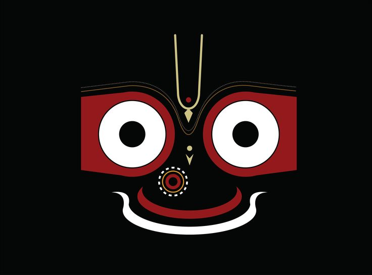 "Check out my @Behance project: ""Lord Jagannath"" https://www.behance.net/gallery/46884241/Lord-Jagannath"