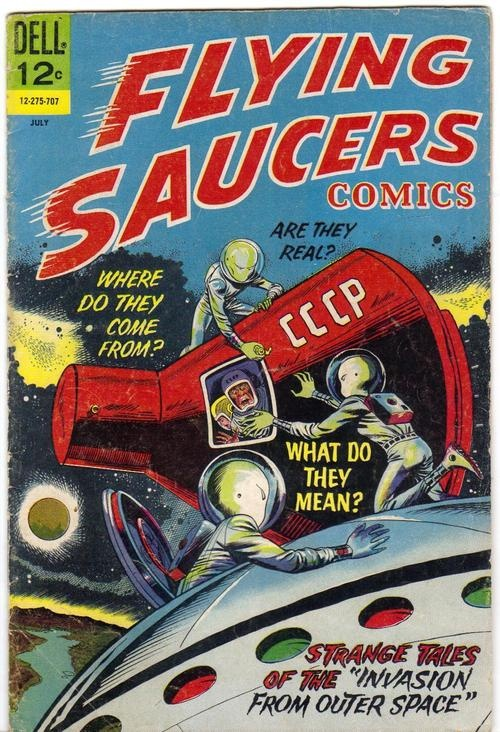 Flying Saucers #2-1967