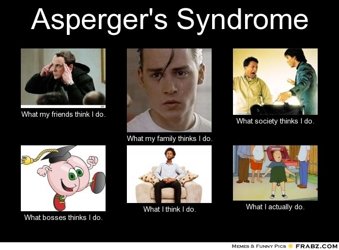 Image detail for asperger s syndrome what my friends