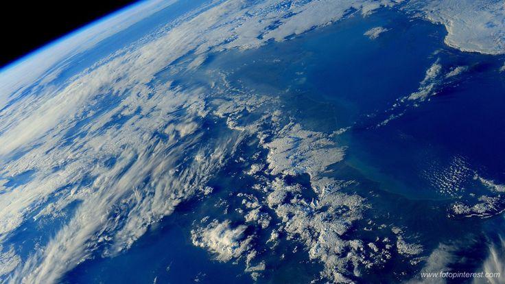 uzay dünya