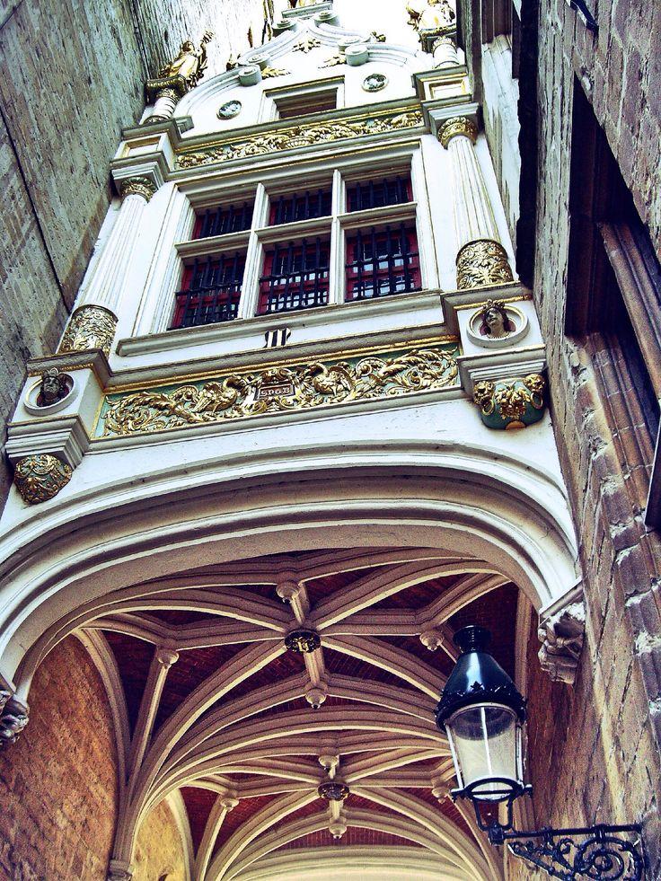 Palace of the Liberty (Brugge - Belgium)