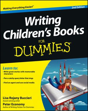 Writing Children's Books For Dummies, 2nd Edition:Book Information - For Dummies