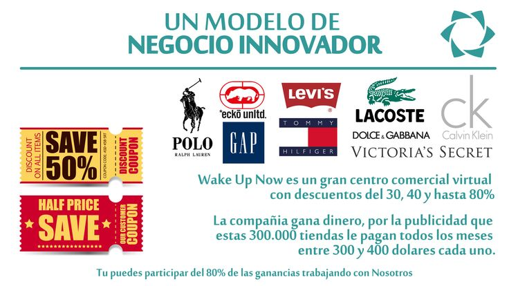 WakeUpNow Colombia, Network Marketing, Redes de Mercado. www.wakeupnowcolombia.org