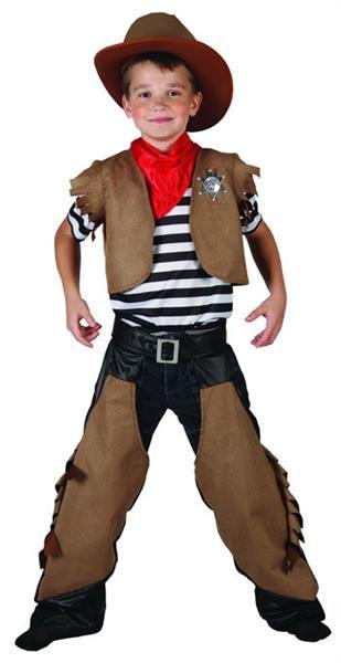 Как изготовить детский карнавальный костюм кавбоя