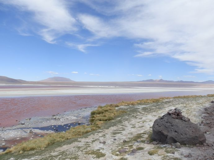 excursion uyuni sud lipez bolivie laguna colorada - blog voyage trace ta route http://www.trace-ta-route.com/excursion-4x4-atacama-uyuni-bolivie/ #tracetaroute #Bolivie #atacama #uyuni