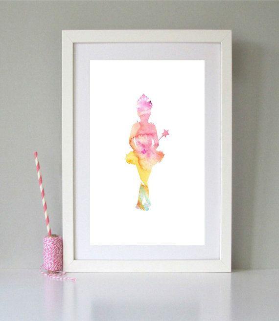 Scuola materna arte stampa rosa piccola di S4StarSbySiSSy su Etsy
